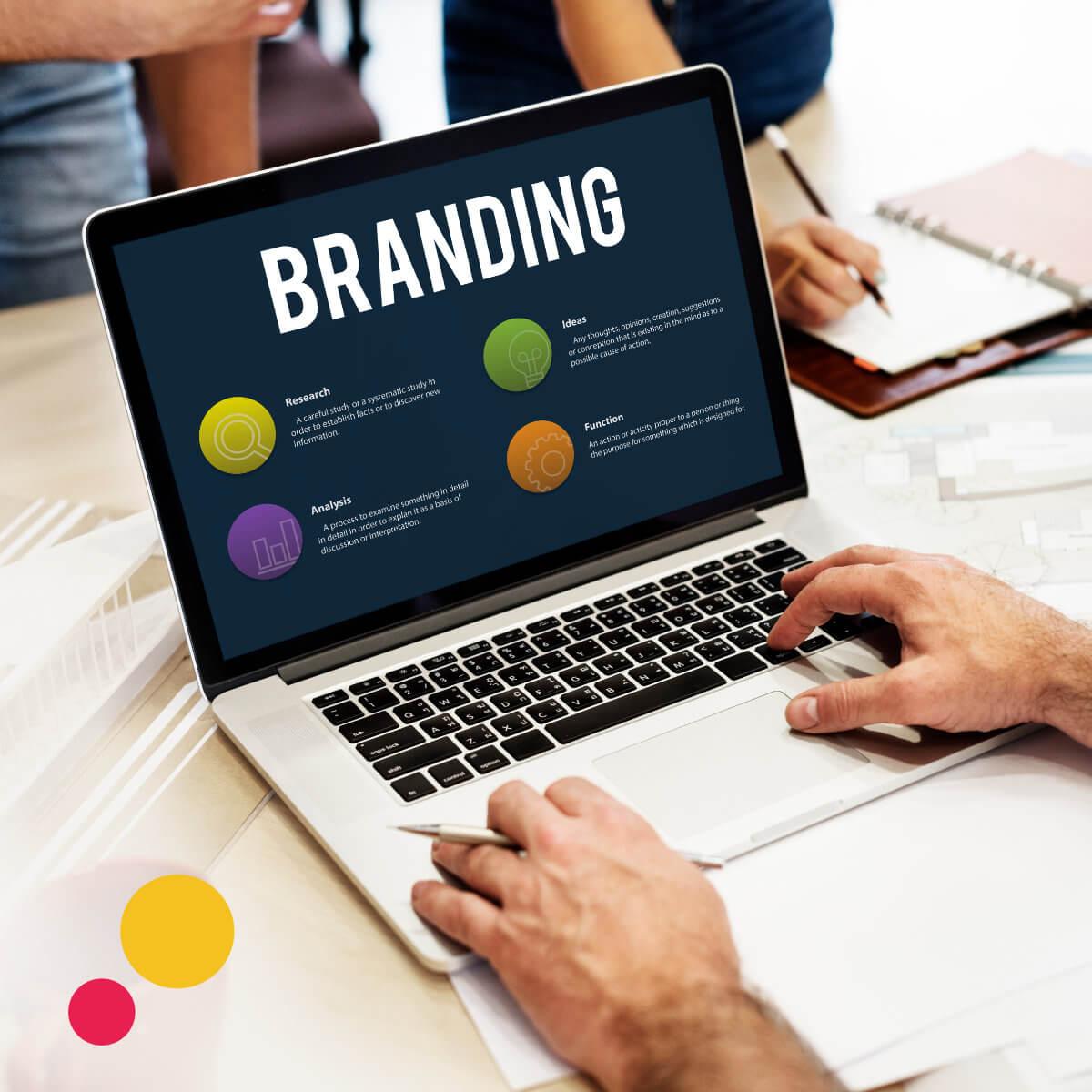 Diseño de marcas Ecuador