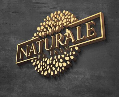 Diseño De Logotipo NATURALE